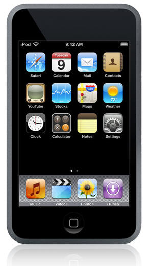 Apple iTouch