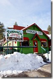 Evergreen Cafe in Wrightwood