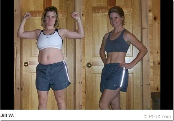 photoshop fails before and after. It's Jill W.'s before and after pictures! She looks pretty good,
