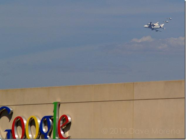 google shuttle