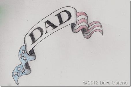 dad sketch